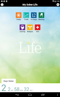 App My Sober Life APK for Windows Phone