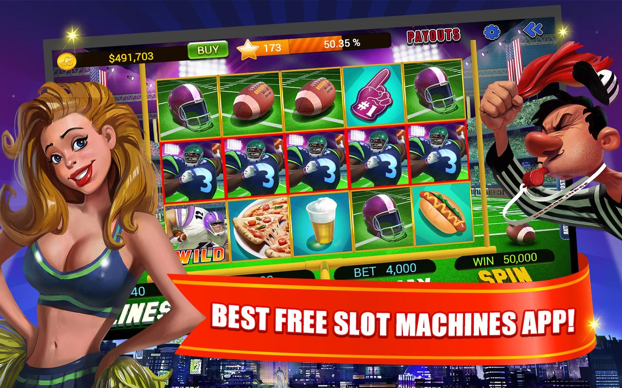 free apps for casino slots