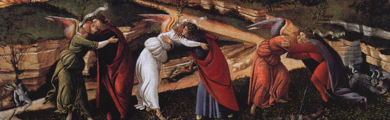 Article from Botticelli's Mystical Nativity