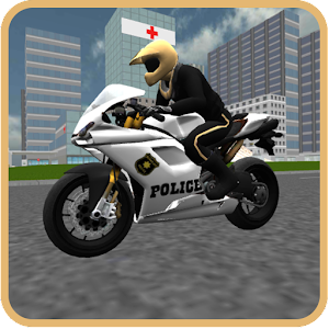 Police Bike Driving 3D for PC and MAC