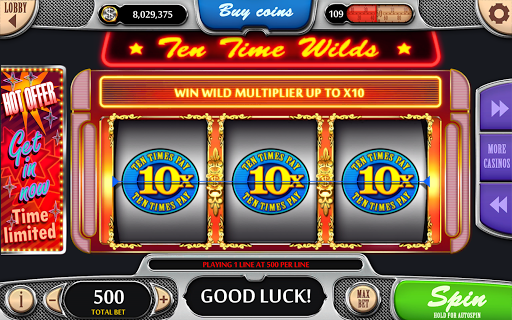 Vegas Power Slots - Free Real Vegas Slot Machines 1.46 8