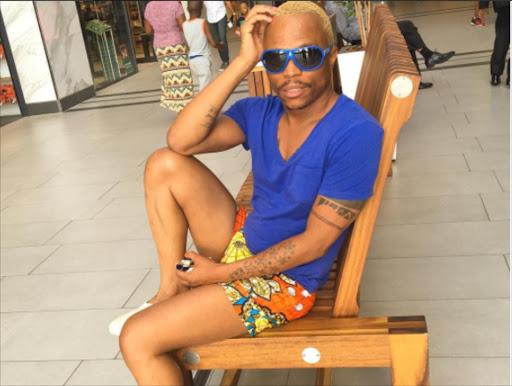 Somizi's super sweet tribute to his daughter