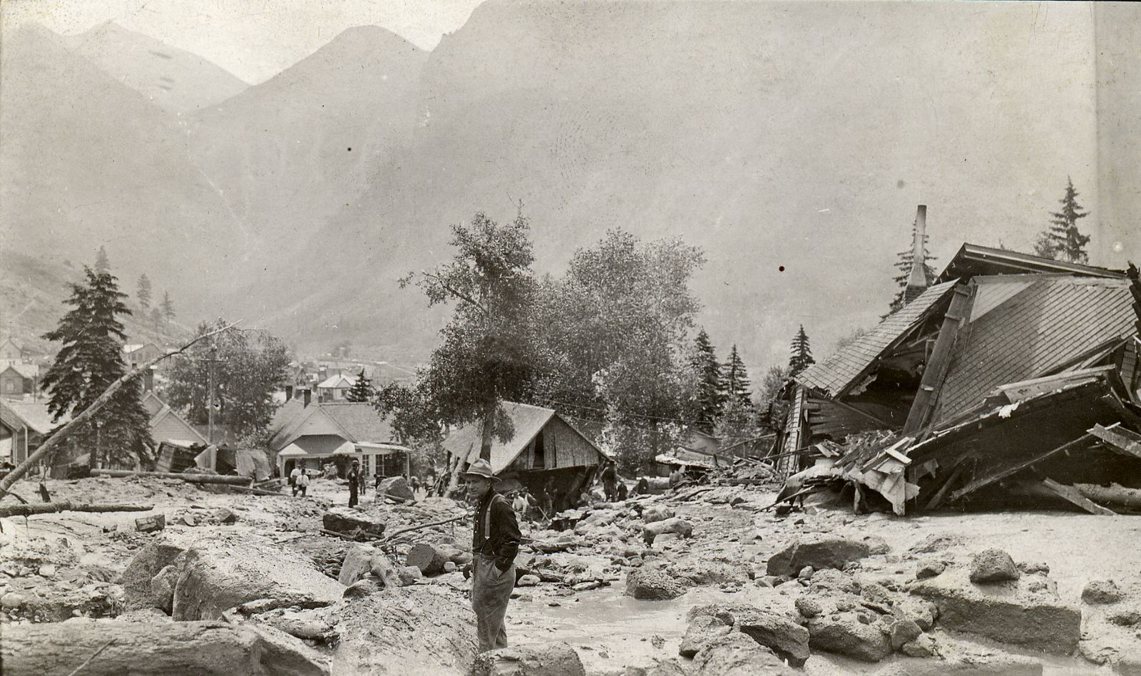 Photo: Telluride July 1914