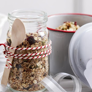 Cranberry Apple Granola
