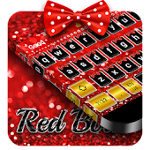 Red Bow Keyboard