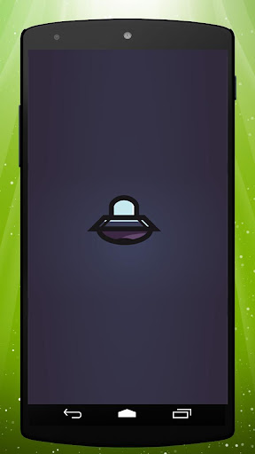 UFO Scan Live Wallpaper