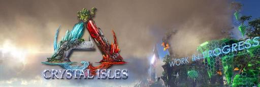 ARK_クリスタルアイルズ_Crystal Isles