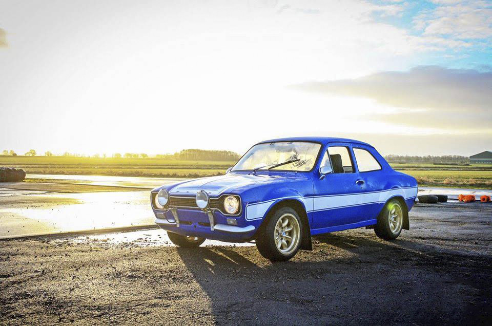 Ford Escort Rs Hire Cardiff