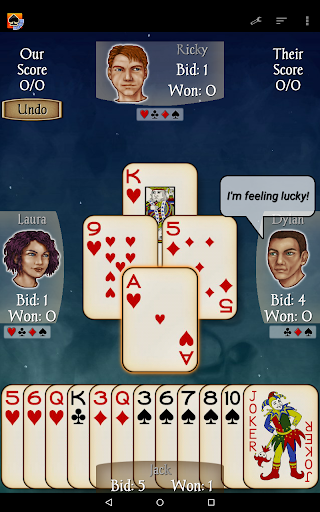 Spades Free screenshots 9