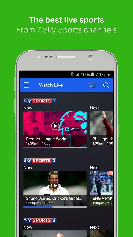 Now tv android apps on google play - Can you watch sky box office on sky go ...