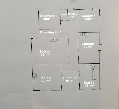 Vente maison 11 pièces 280 m2