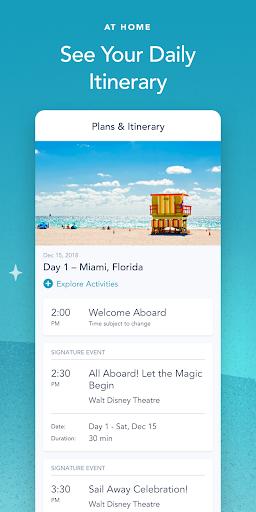 Disney Cruise Line Navigator 3.4.1 screenshots 5