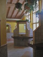 Photo: ... mit Luxus-Waschräumen