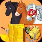 Salón de belleza para caballos icon