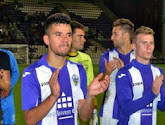Na de rode kaart van Clepkens moest de 19-jarige doelman Steelant onverwacht debuteren bij Beerschot-Wilrijk