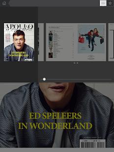 Apollo Magazine - náhled