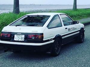 スプリンタートレノ AE86 AE86 GT-APEX 58年式のカスタム事例画像 lemoned_ae86さんの2019年08月16日09:18の投稿