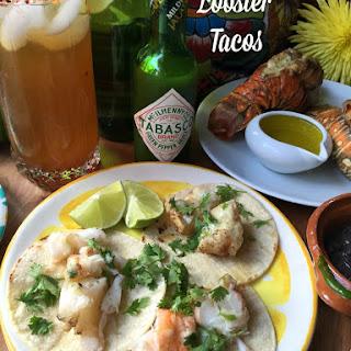Lobster Tacos.