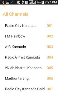 Kannada FM Radio Online Kannada City FM Online - náhled