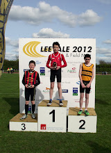 Photo: Jack Ryan, 3rd in Boys U/12 80m at Leevale Sports 2012