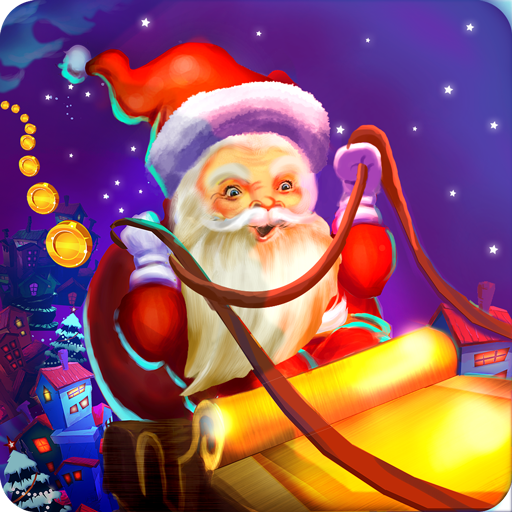Baixar Christmas Run Santa Ride Game: Runner Platformer