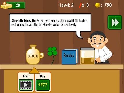 Gold Miner screenshot 08