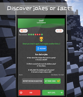 Download Ultimate Quiz of Minecraft For PC Windows and Mac apk screenshot 6