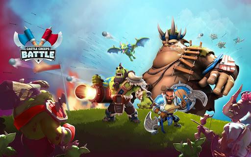Castle Creeps Battle screenshot 16