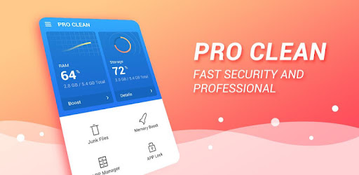 ProClean (Cleaner & Booster & AppLock) for PC