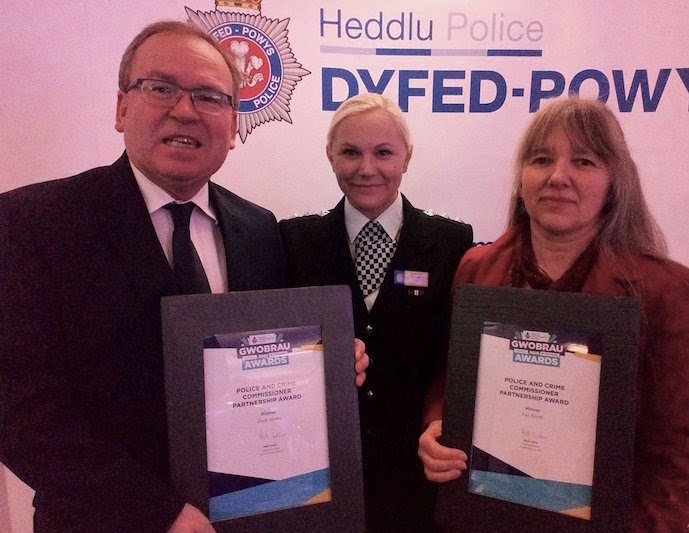 Underage drinking campaign recognised