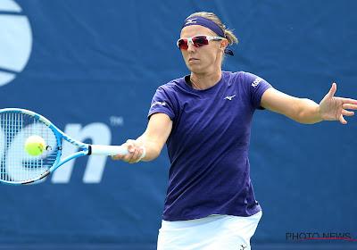 'Lucky loser' Kirsten Flipkens moet de duimen leggen tegen voormalig Roland Garros-winnares