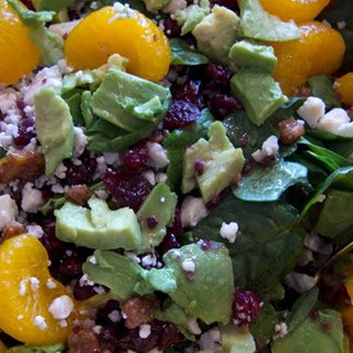 Avocado Orange Salad Walnuts Recipes
