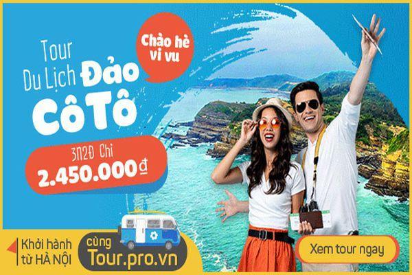 Top 3 địa điểm săn ảnh đẹp nhất khi đi tour du lịch Cô Tô Quảng Ninh