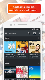 Plex: Stream Movies, Shows, Music, and other Media 3