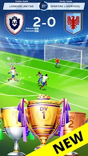 Idle Eleven MOD APK [Unlimited Money + VIP] Be a millionaire 2