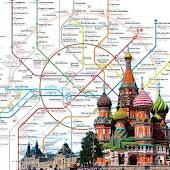 Tải Карта московского метрополитена miễn phí