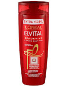 Elvital Color Vivee Shampoo 345 ml
