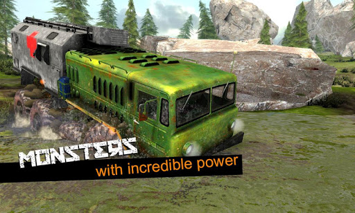 Truck Simulator Offroad 2 1.1.1 Cheat screenshots 1