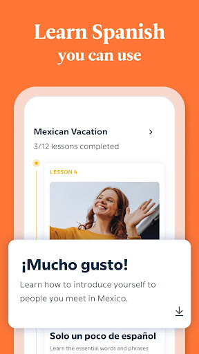 Babbel - Learn Languages - Spanish, French & More screenshot 7
