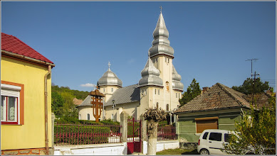 "Photo: Turda - Str. Salinelor, Nr.10 - Biserica Ortodoxa ""Sfânta Treime "" (Biserica Șovagăilor)  - 2019.04.24"