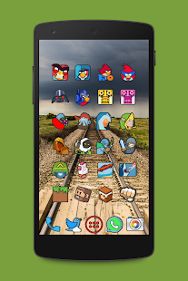 PokoGo Icon Pack Screenshot
