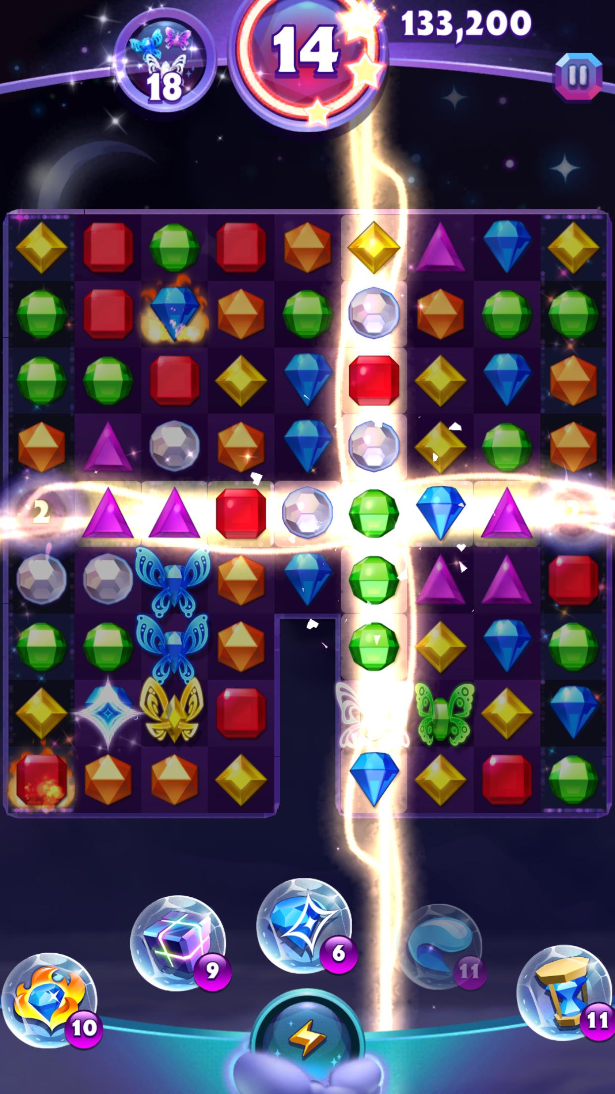 Bejeweled Stars: Free Match 3 screenshot #7