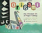 Photo: Origami Kit 1960 boxed project of Eberhard Faber Origami. The Oriental Art of Paper Folding. Set #5115 flying goose, bird that flies and good luck bird, penguin, crow, canary, swan and owl. Comes with seven colored pencils. Instructions to fold come with each animal.
