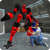 Real Robot Mechanic 3D