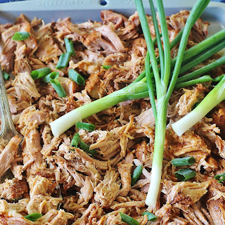 Slow-cooker Fiesta Pulled Pork.