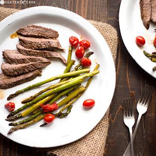 Balsamic Flank Steak