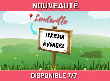 terrain à Leudeville (91)