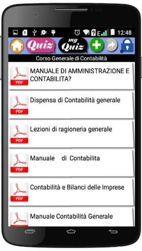 Corso Generale di Contabilità 2.3 screenshots 2