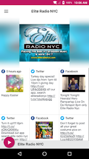 Elite Radio NYC- screenshot thumbnail