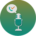 Voice Recorder with Caller ID icon